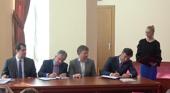 Un grup de investitori străini, împreună cu BERD, intră pe piața bancară din Republica Moldova. A fost semnat contractul de vânzare-cumpărare a acțiunilor Moldova-Agroindbank